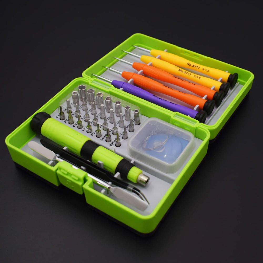 Repair-Kits 28 in 1 Profession Multi-Purpose Repair Tool Set for Mobile Phone//Laptop Computer