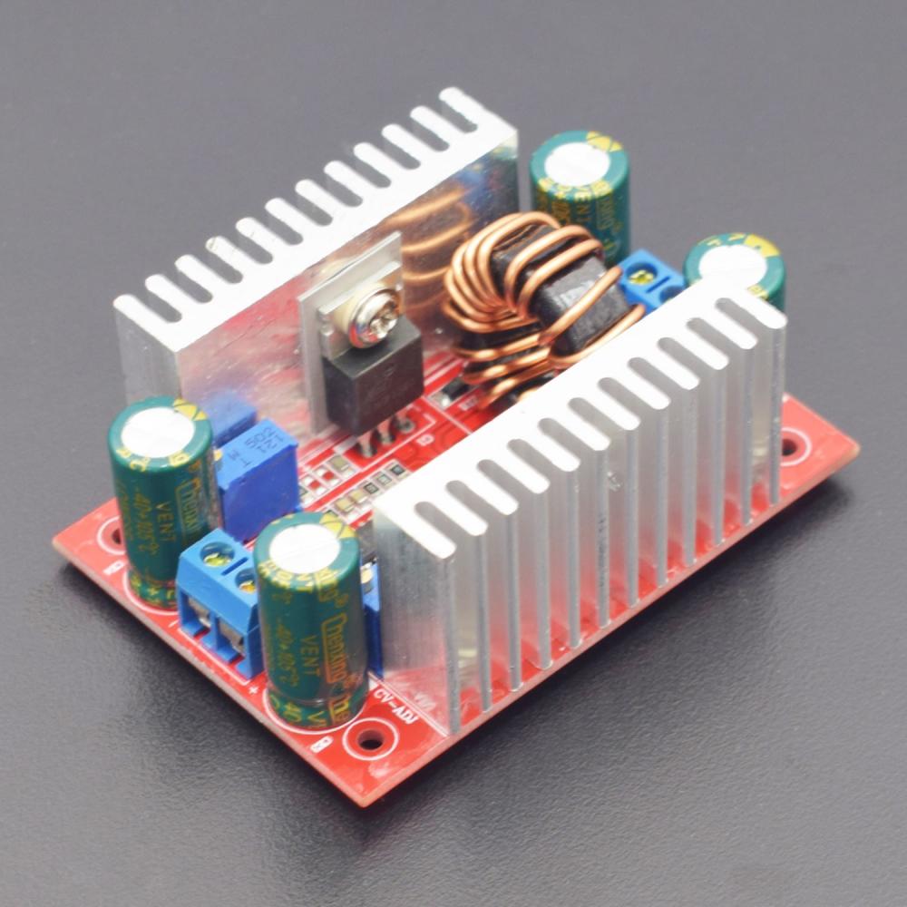 400W 15A DC-DC Step-up Boost Converter Power Supply Module LED Dri dmODDE