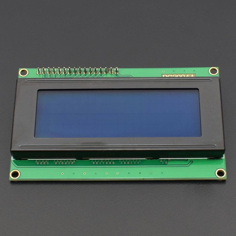 5V 2004 20X4 character lcd display iic i2c spi serial interface yell@dPTUKT Z LF